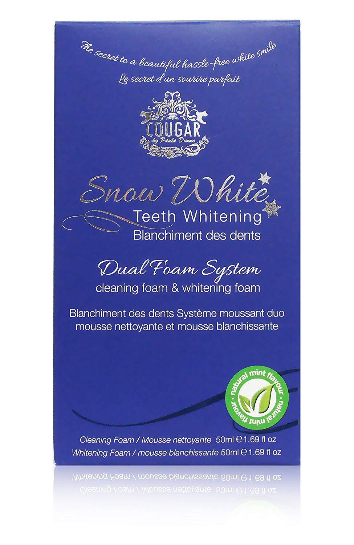 Natural Teeth Whitening Toothpaste - Teeth Whitening Foam
