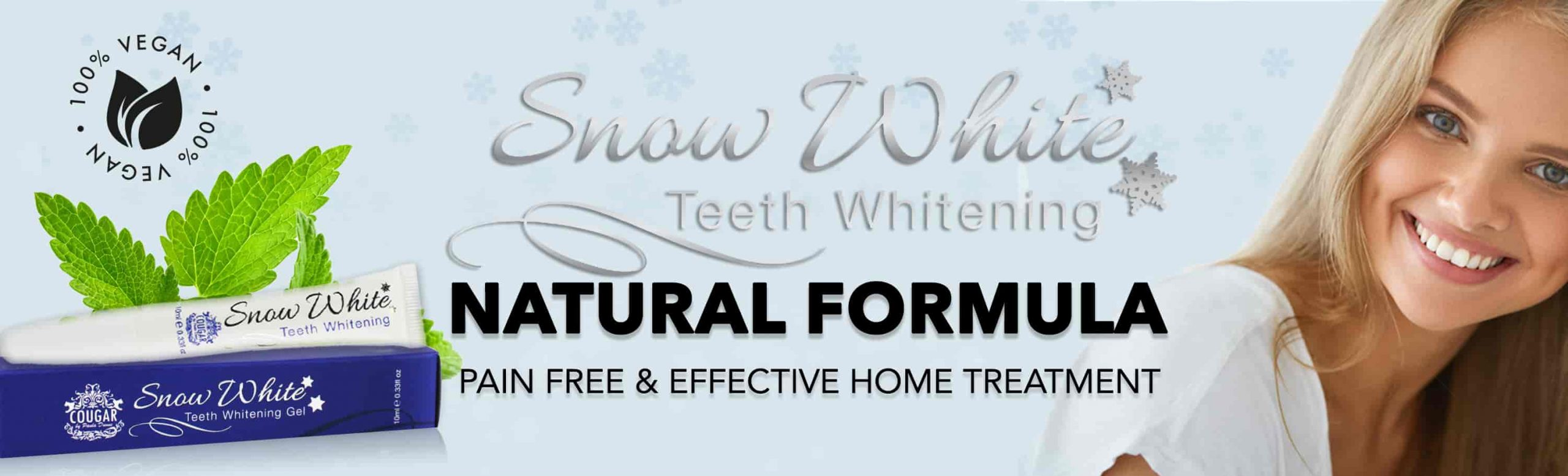 Natural Teeth Whitening Kits which give outstanding results.