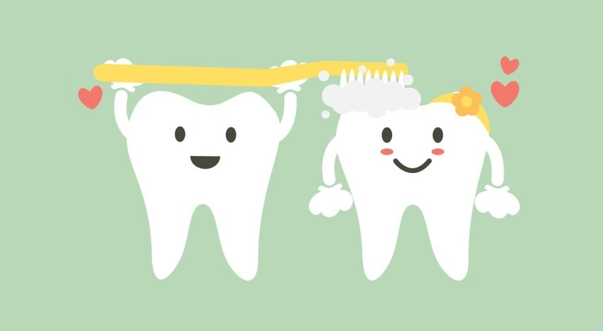 Brossez-vous soigneusement les dents