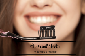 Charcoal Teeth Whitening Treatment