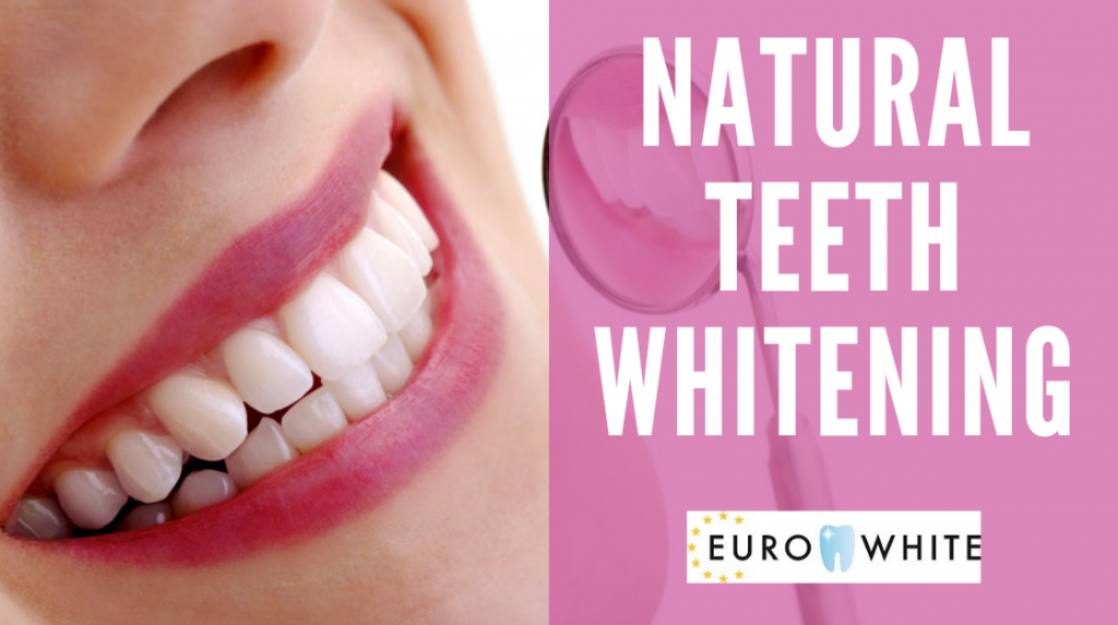 Natural Teeth whitening