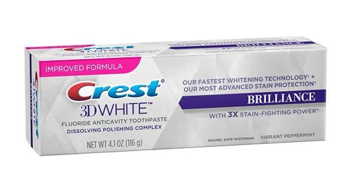 Teeth-whitening toothpaste